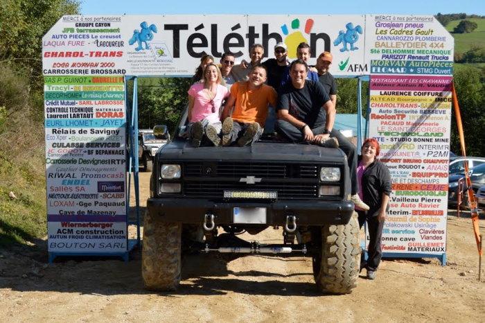 telethon 4x4 2209152