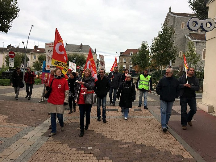 Rencontre ayrault syndicats