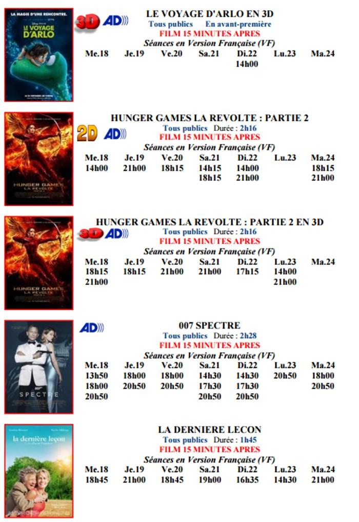 cinema plessis 1811154