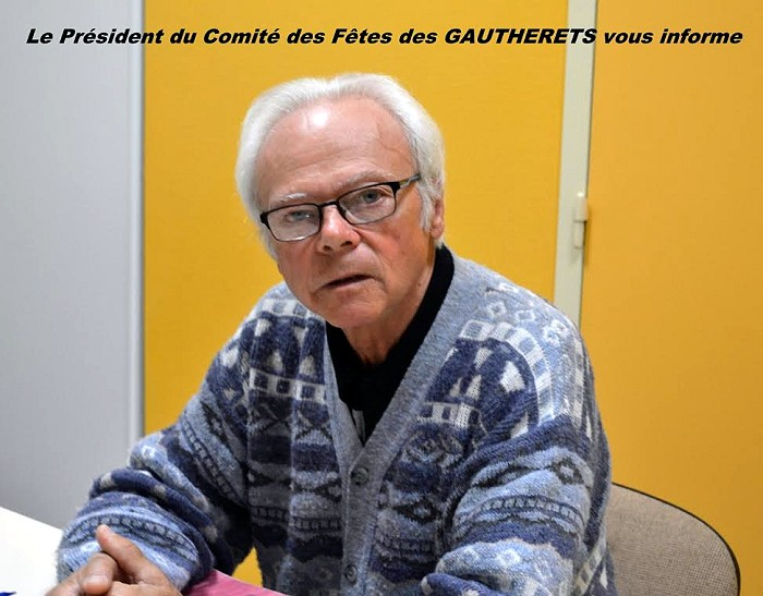 ANDRE CHANDET PDT Gautherets, 12 12 15