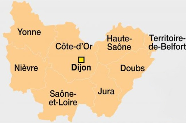 carte region 1312152