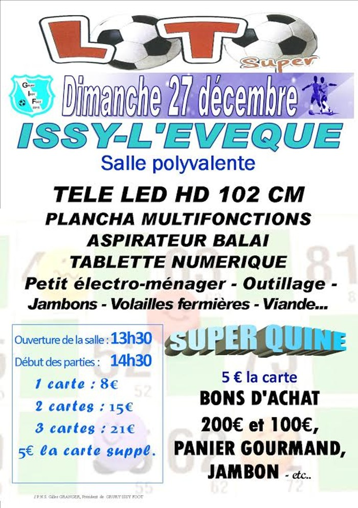 loto issy 2312152