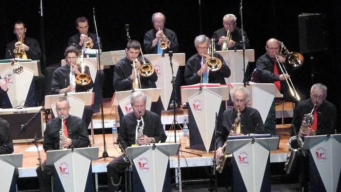 Jazzomanie bigband 30 01 16