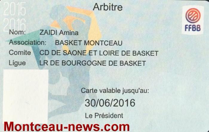 arbitre basket 3101163