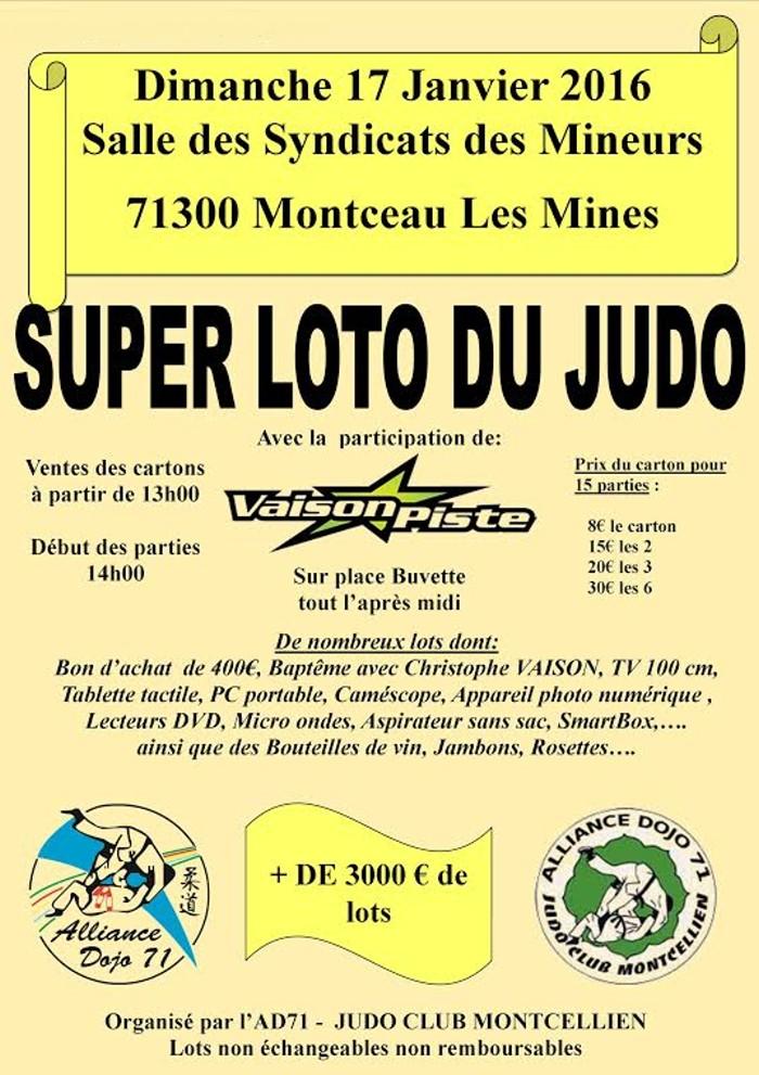 loto judo 0601163