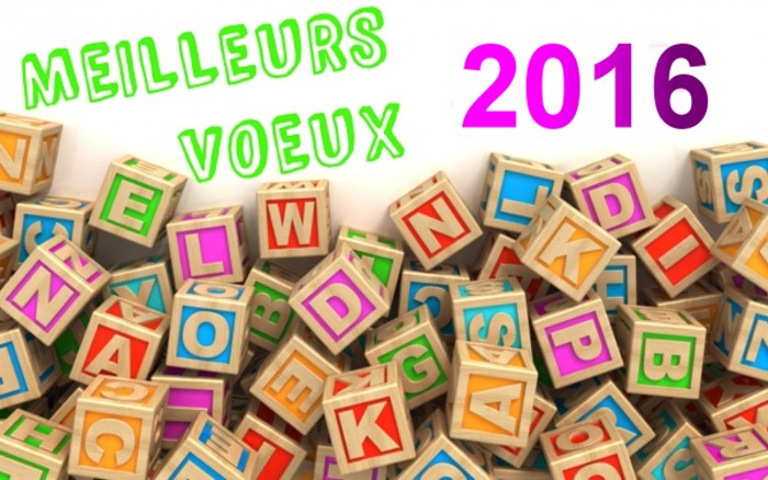 voeux 20162