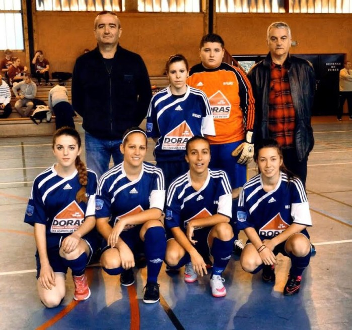 foot fille 1302162