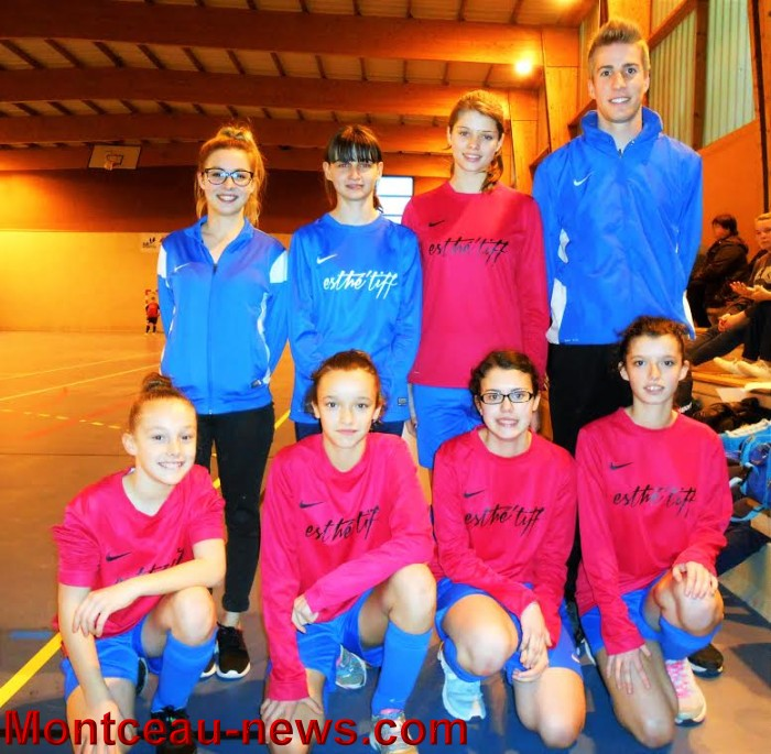 foot fille 15021624