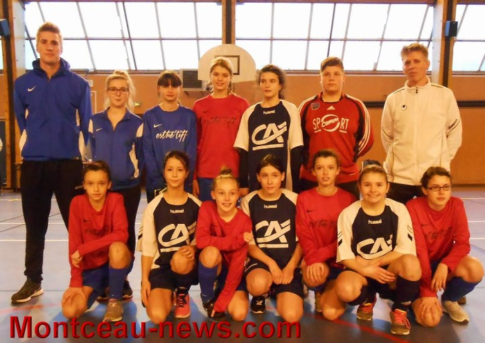 foot fille 1502165