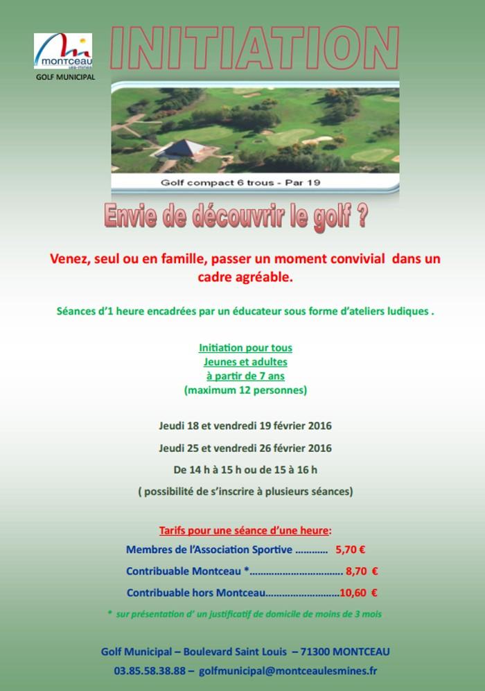 golf mont 1102163
