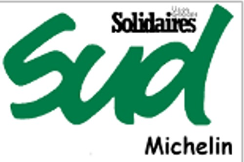 logo sud solidaires Michalin 02 02 16