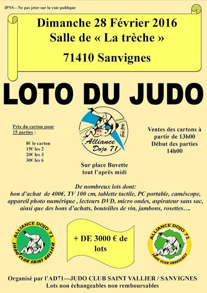 loto judo 2602162
