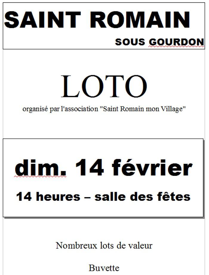 Restaurant Saint Romain Sous Gourdon