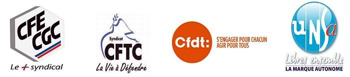 CGC CFDT CFTC UNSA 08 03 16