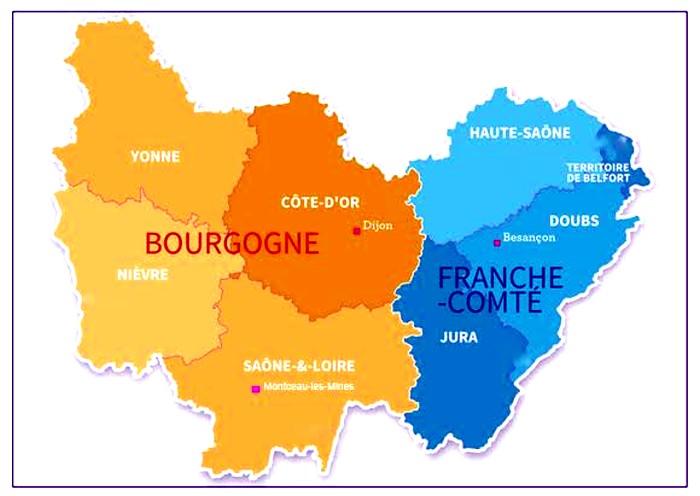 dijon region bourgogne