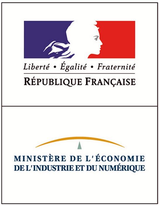logo ministère industrie 31 03 16