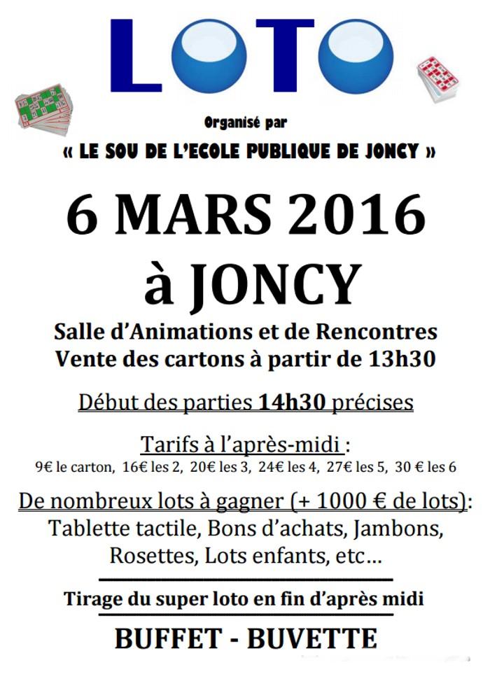 loto joncy 0303162