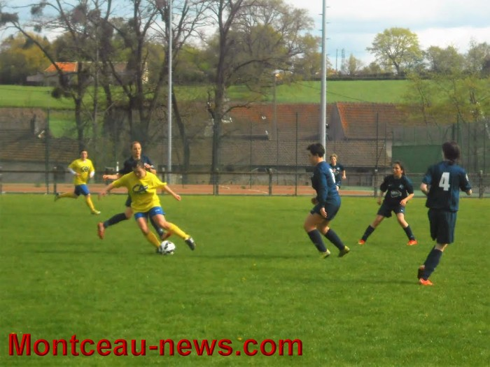 foot fille 2604166