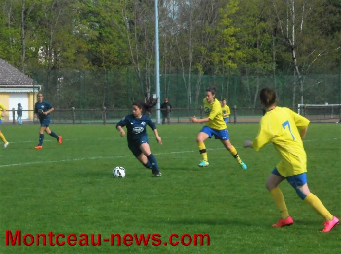 foot fille 2604167