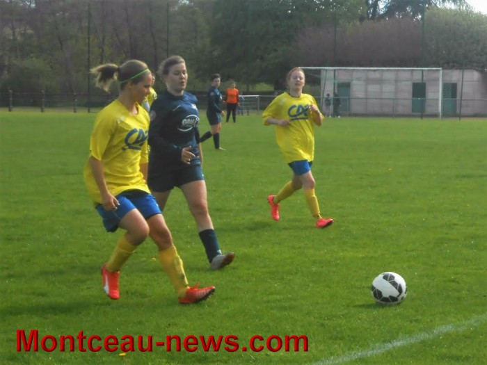 foot fille 2604168