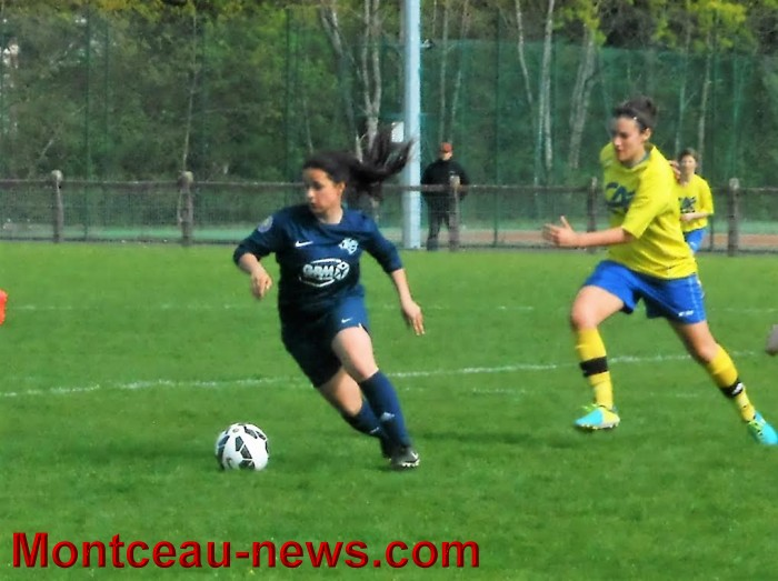 foot fille 0405163