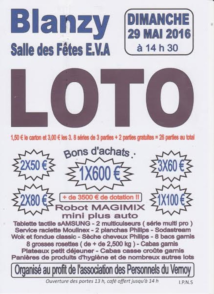 loto b 2505162