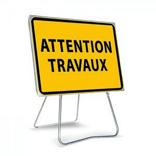 new travaux 03 05 16