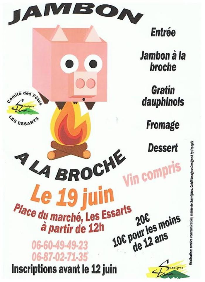 jambo broche 0706162