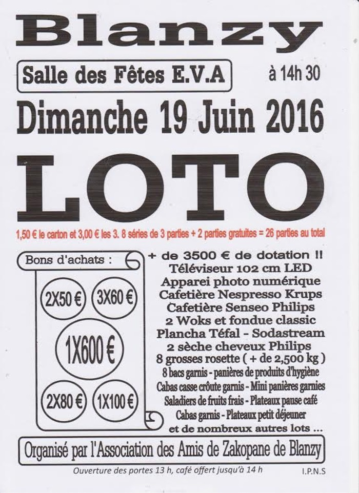 loto b 1606162