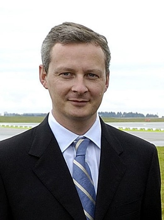 new Bruno Le Maire 20 06 16