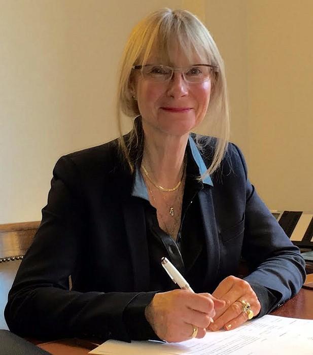new Marie Mercier senateur 20 07 16