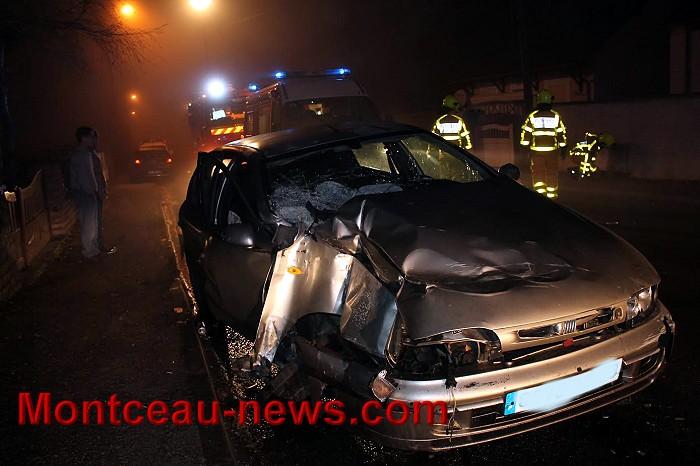 Faits divers – Spectaculaire accident de la circulation à Saint-Vallier