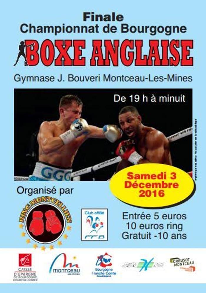 Rappel : Ring Montcellien (Montceau-les-Mines)