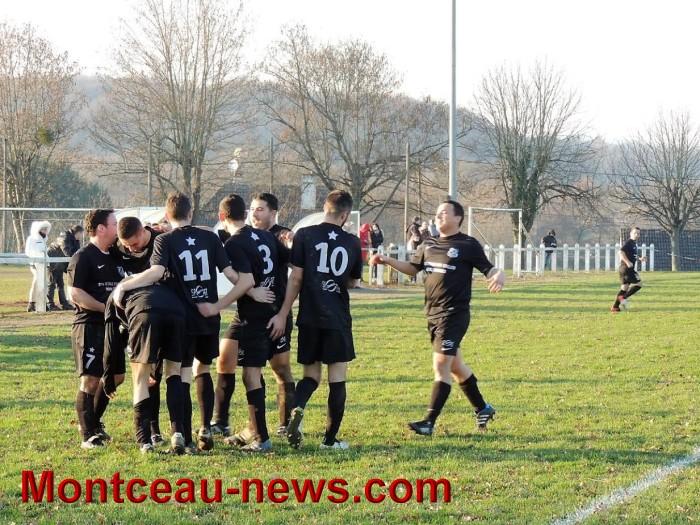 Première division de District (Foot): Montceau C et Sanvignes B dos à dos (2-2) – Blanzy B s'impose à St Forgeot (2-3)