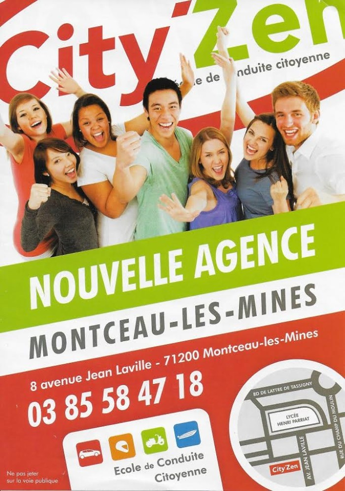 Auto cole city zen montceau news l 39 information de for Garage automobile montceau les mines