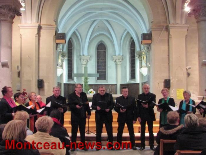 Concert de Noël (Montceau-les-Mines)