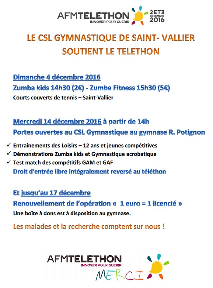 CSL Gym (Saint-vallier)