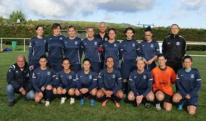 US Blanzy Féminines (Foot, DH Interligues): Victoire importante à Vesoul (0-1)