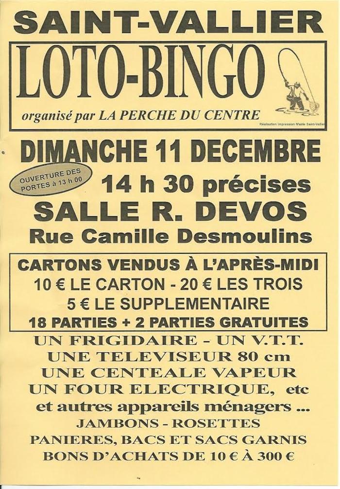 La Perche du Centre (Saint-Vallier)