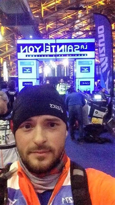 La SAINTÉLYON (Portrait): Anthony Da Pont «Finishers»des 72 Kms de course nocturne– Hommage au Téléthon