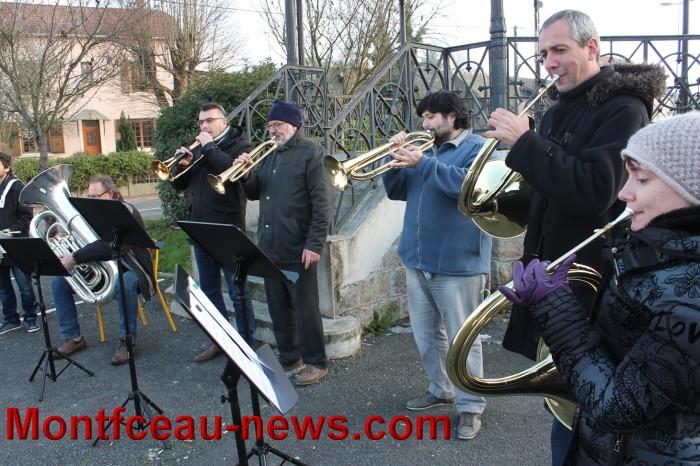 Un dimanche matin musical à Saint-Vallier