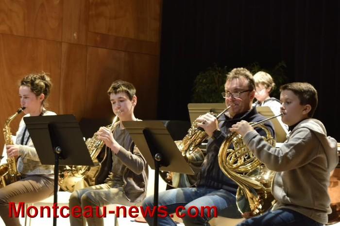 Concert du Nouvel An de CRC l'Orchestre symphonique aux ADJ
