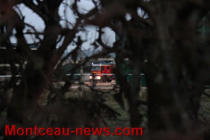 Faits divers – Début d'incendie dans un camion à Blanzy