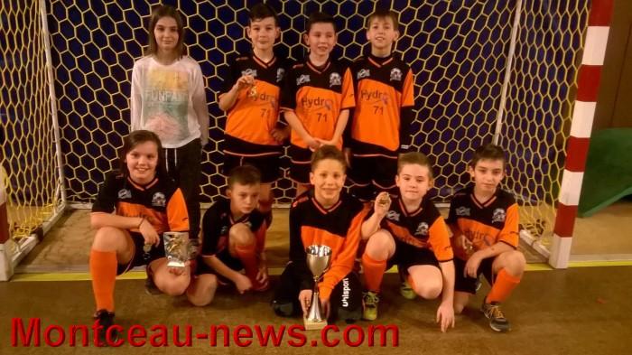 Tournoi de Futsal (Collège Copernic)
