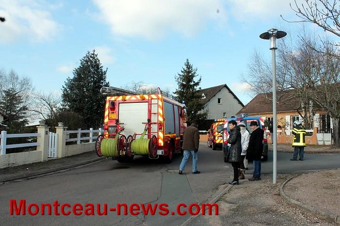 Faits divers – Compteurs électrique et de gaz en feu dans un lotissement à Ciry-le-Noble