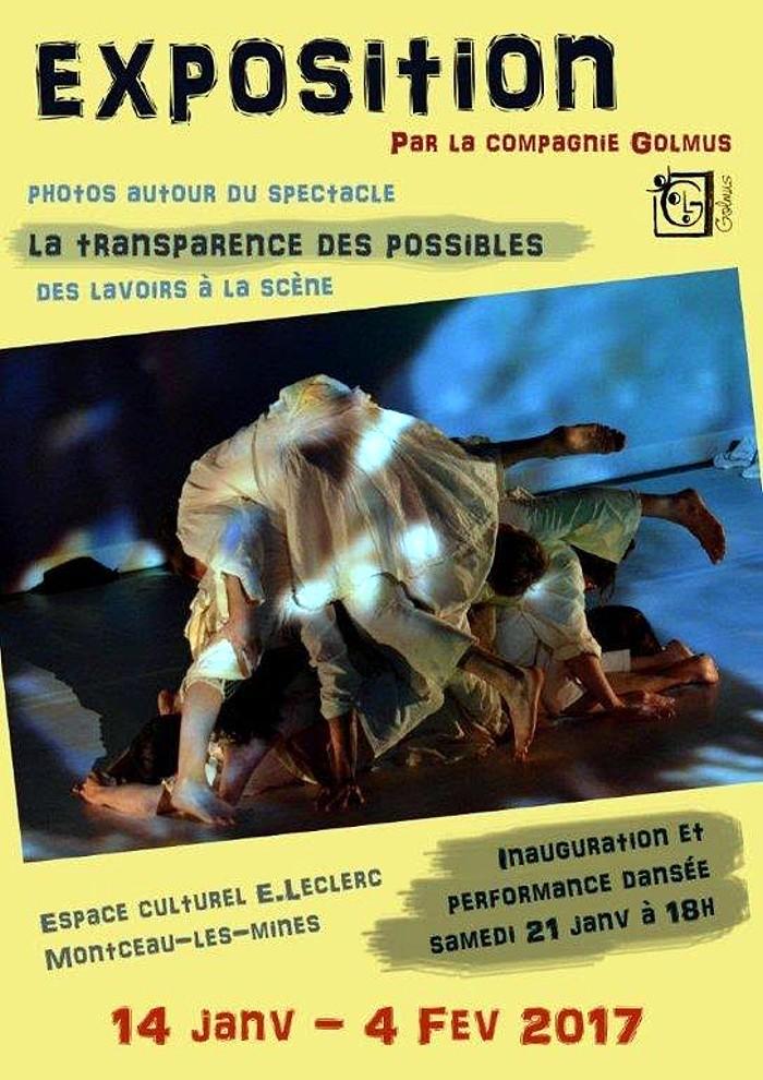 «Des lavoirs à la scènce» à l'Espace Culturel E.Leclerc (Montceau)