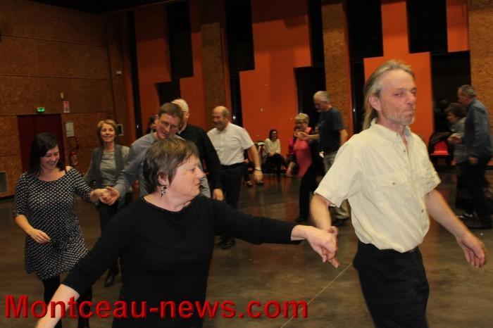 Réseau d'éducation sans frontières, soirée trad à Saint-Vallier