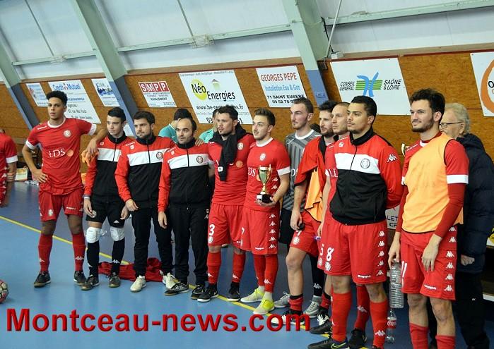 Finale du championnat de Bourgogne de Futsal