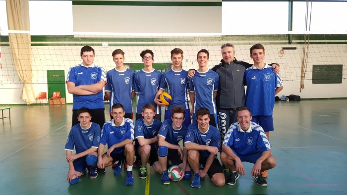 UNSS – Volley-ball (Lycée Parriat)
