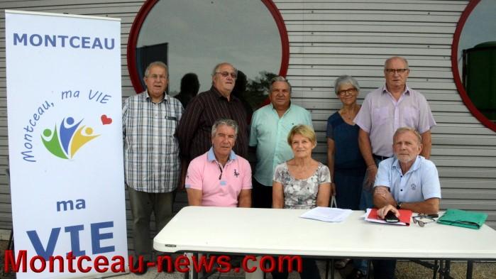 Association « Montceau-ma-Vie » (Montceau-les-Mines)